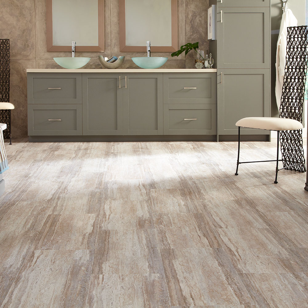 Mannington Adura Rectangles Luxury Vinyl Flooring Collection