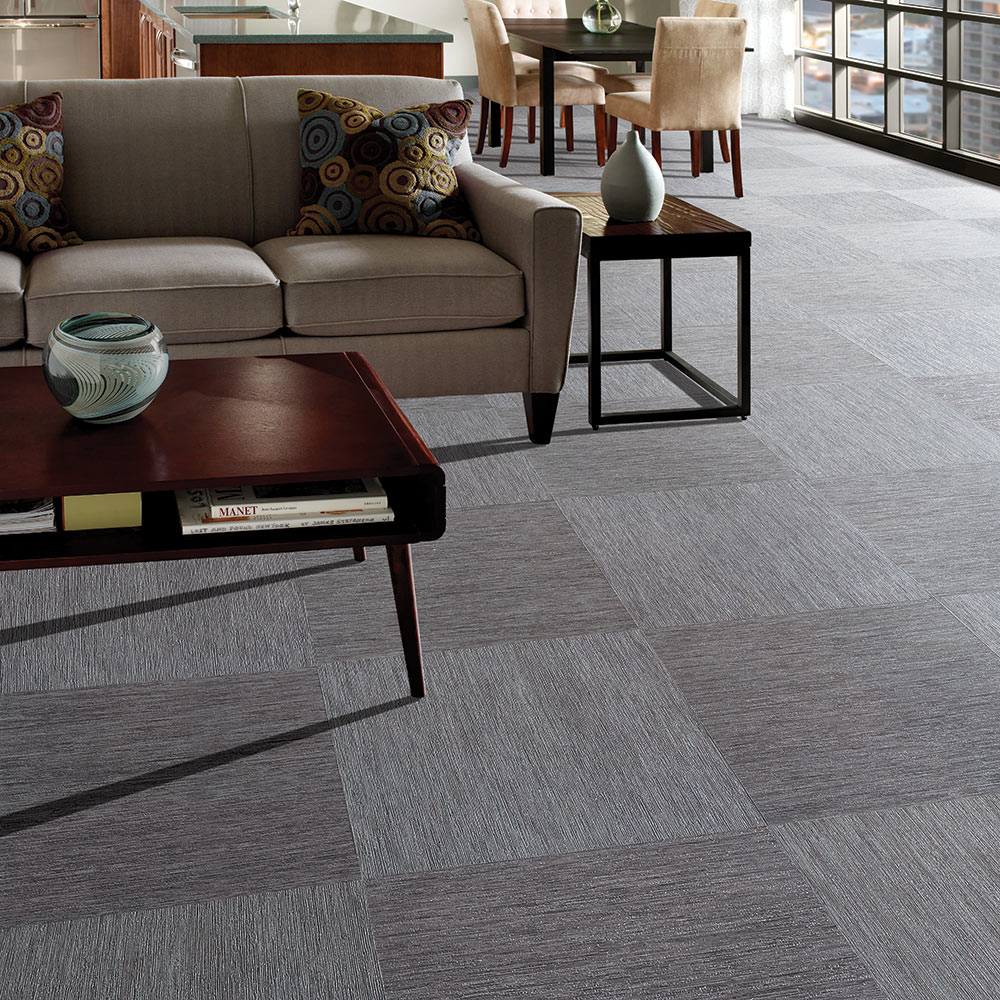 Mannington Adura Rectangles Vibe Graphite