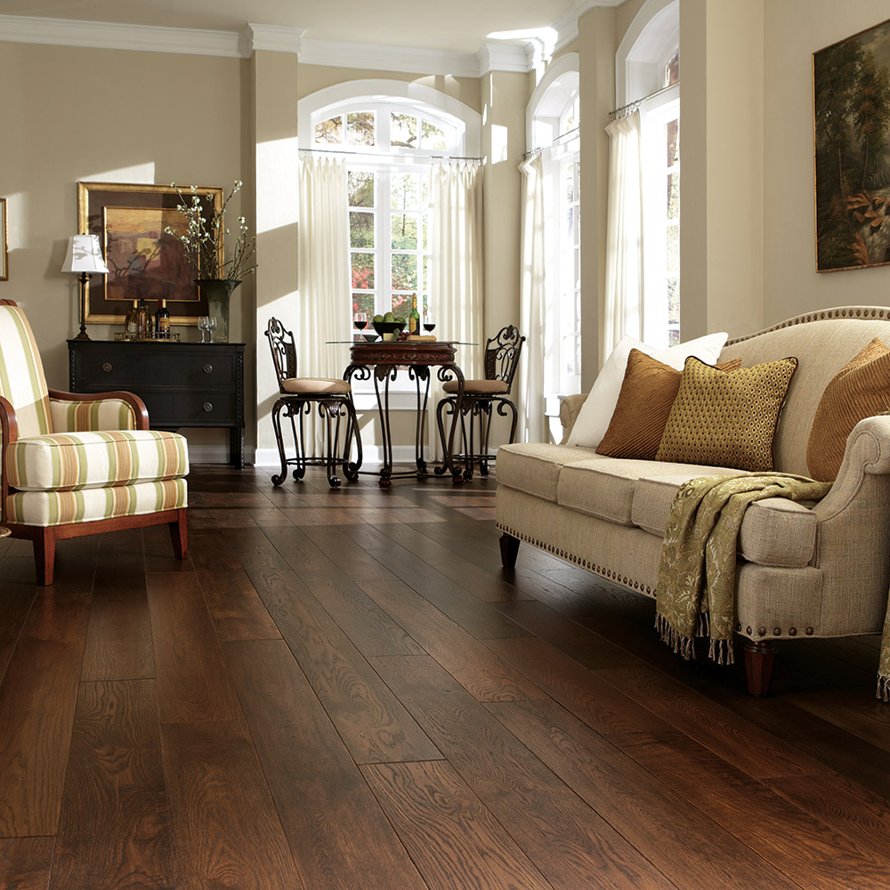 Mannington Maison Normandy Cafe Engineered Hardwood Flooring