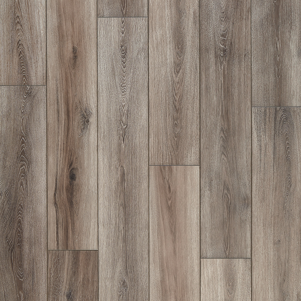Mannington restoration fairhaven brushed grey laminate for Mannington laminate flooring