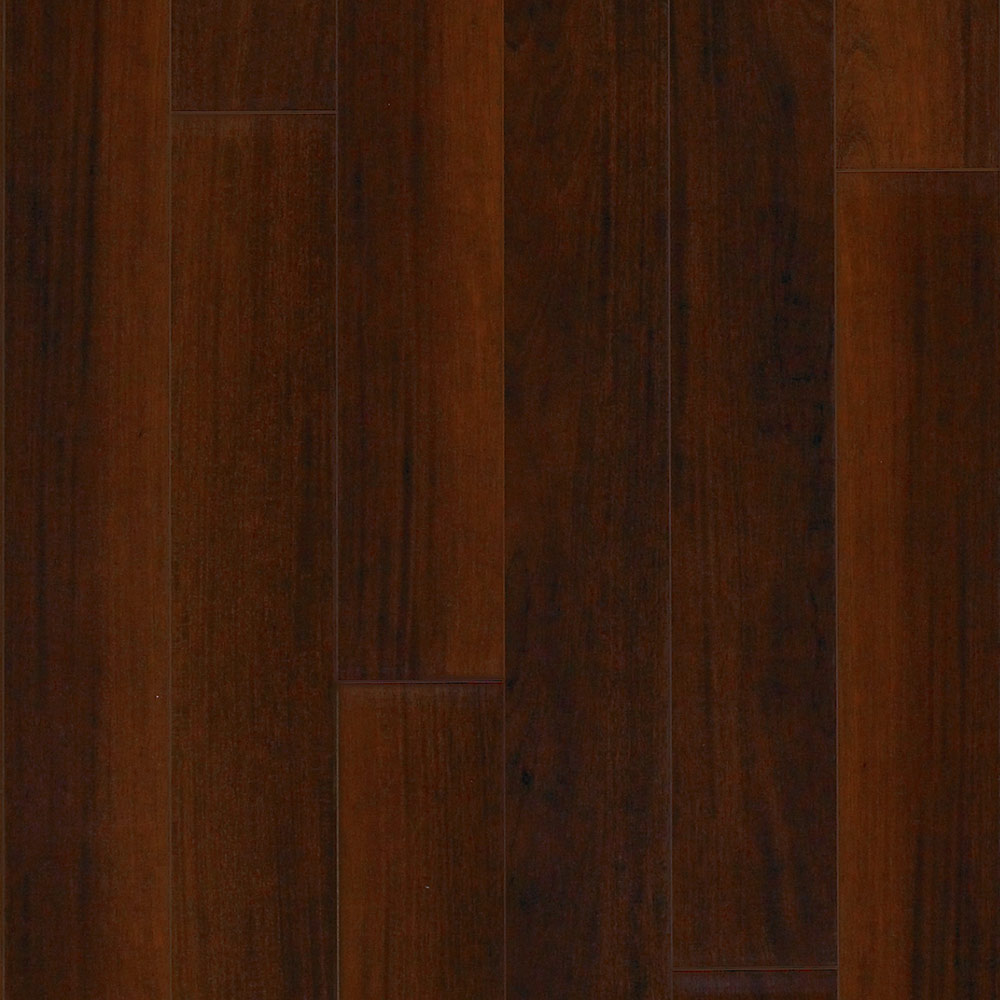 Mannington Diamond Bay Kingston Mahogany Jamaican Brown