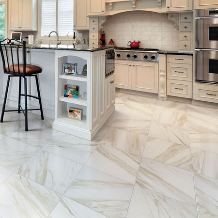 Timeless Kitchen Floor Tile