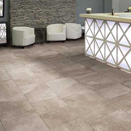 Mediterranea vogue porcelain tile warm grey hazelnut for Mediterranea usa tile