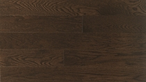 Mercier Red Oak Chocolate Brown Select & Better Solid 4 1/4