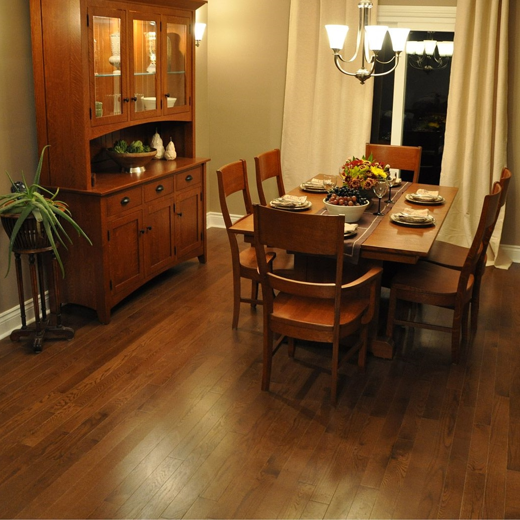 Mercier Red Oak Pacific - Mercier Hardwood Flooring Collections