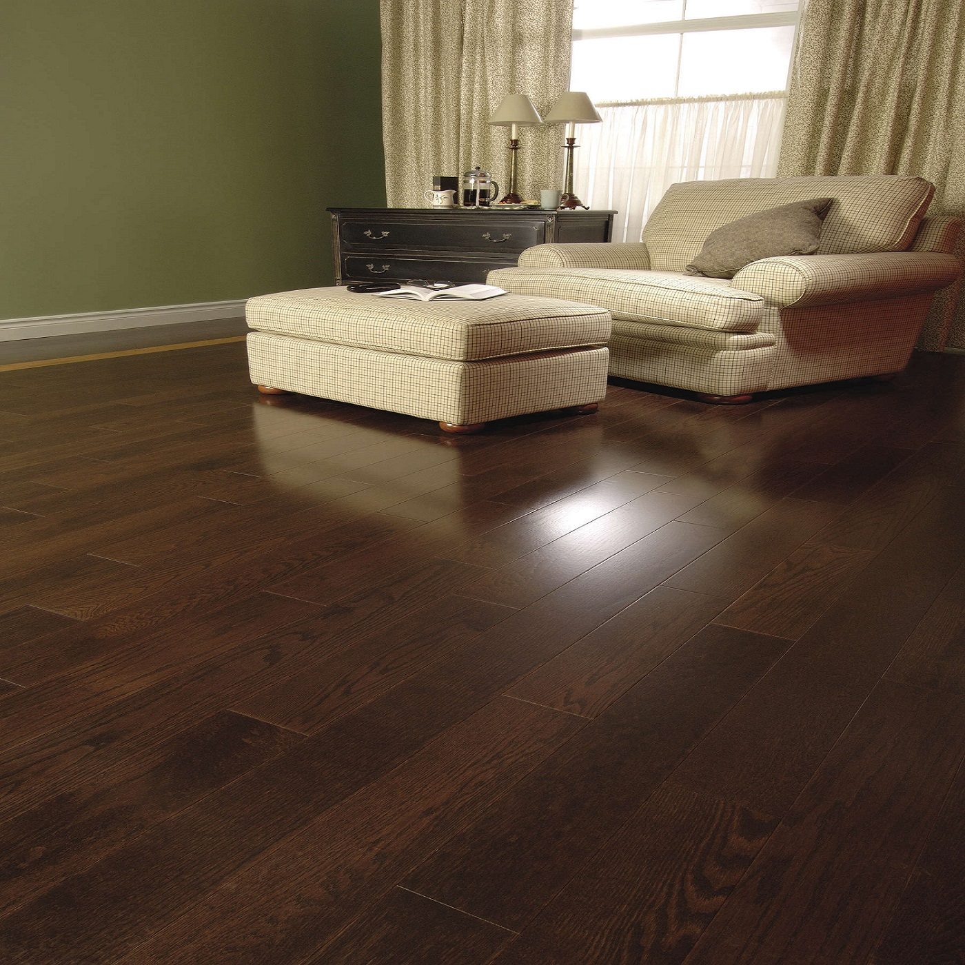 Mirage vienna maple lock hardwood flooring for Mirage wood floors