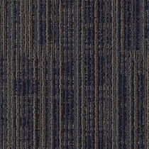 Mohawk Aladdin Get Moving Indigo Batik Carpet Tile