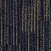 Mohawk Aladdin Go Forward Indigo Batik Carpet Tile