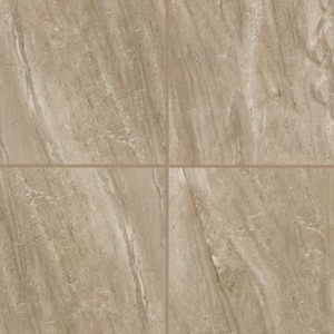 "Mohawk Bertolino Nocino Travertine 18"" x 18"""