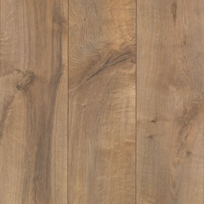 Mohawk Chalet Vista Honeytone Oak Laminate Flooring 7 1 2
