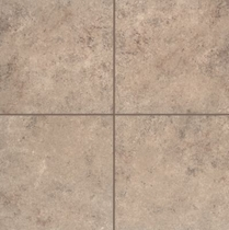 "Mohawk Pantego Bay Brown Shell 12"" x 12"""
