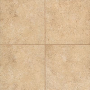 "Mohawk Pantego Bay Gold Shell 12"" x 12"""