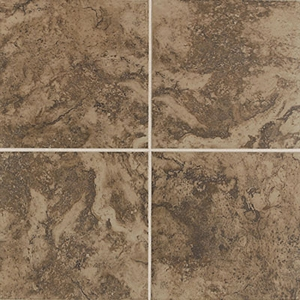 """Mohawk Pavin Stone Wall Brown Suede 6"""" x 6"""""""