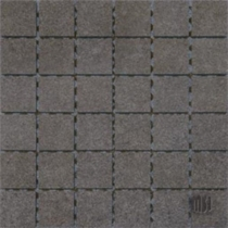 MS International Dimensions Graphite Mosaic 2 x 2