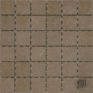 MS International Dimensions Olive Mosaic 2 x 2
