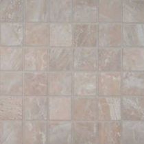 MS International Onyx Grigio Mosaic 2 x 2