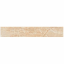 MS International Onyx Sand Bullnose 3 x 18