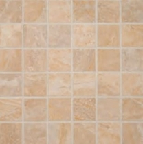 MS International Onyx Sand Mosaic 2 x 2