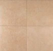 MS International Travertino Beige 18 x 18