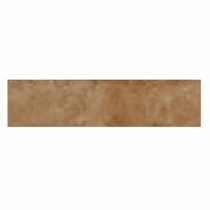 MS International Travertino Walnut Bullnose 3 x 18