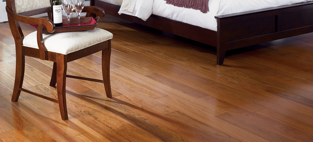Mullican Meadowbrooke Brazilian Cherry Natural Engineered