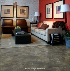QU-Cork Flooring Tiles