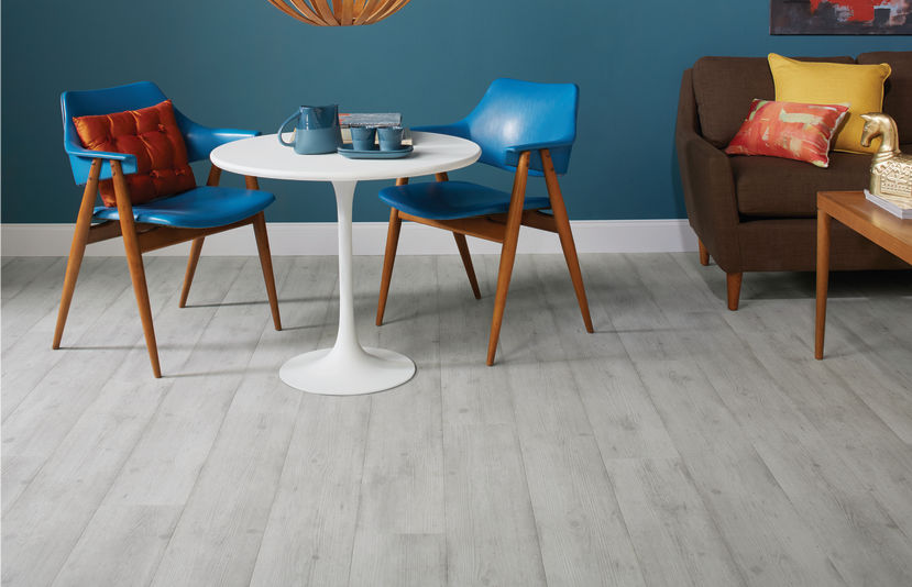 Quick Step Envique Urban Concrete Oak Laminate Flooring