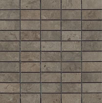 "Ragno Eternal Limestones Color Body AN Mosaic 1 1/4"" x 6 1/2"""