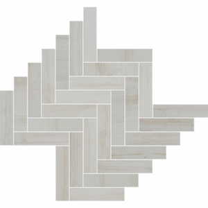 Ragno Belle Harbor Beachfront Herringbone Mosaic