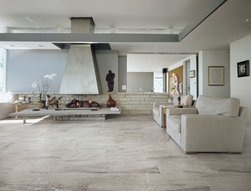 Sant Agostino Pearl Porcelain Tile Collection