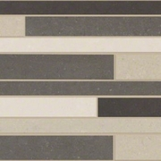 Shaw Architecture Midnight Linear Mosaic