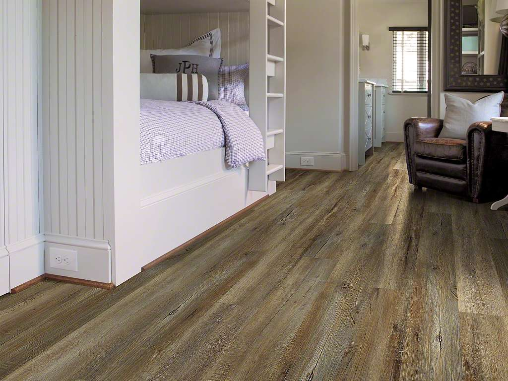Shaw Prime Plank Modeled Oak Vinyl Flooring