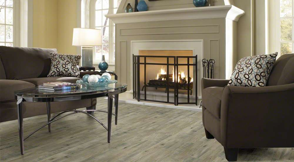 Shaw Castle Ridge Alloy Laminate Flooring