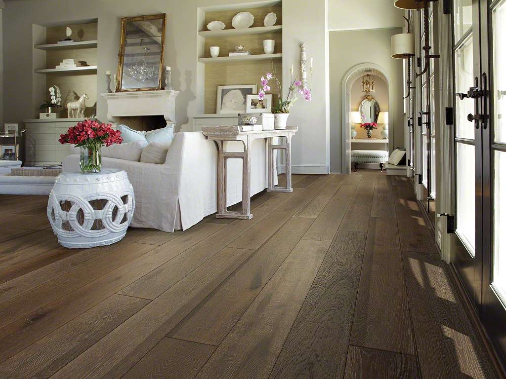 Shaw Castlewood Drawbridge Engineered Hardwood Flooring