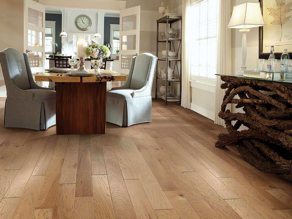 Shaw Estate Hickory Allspice 5 Quot Hardwood Flooring
