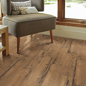 Shaw fired hickory porcelain wood plank flooring for Fired tiles