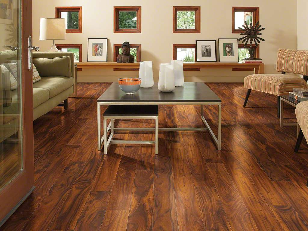 Shaw Avenues Rich Acacia Laminate Flooring