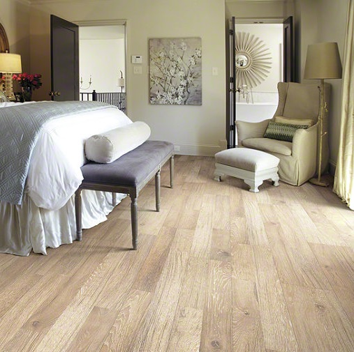 Shaw Laminate Flooring majestic vision laminate tiles series is an attractive collection of integrated stone patterns designed to be installed randomly this series creates a Shaw Reclaimed Collection Flax 8 X 48 Laminate Flooring