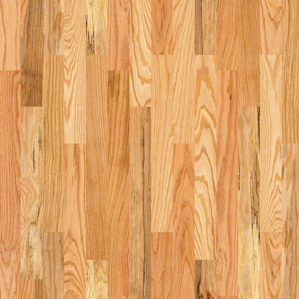 Shaw madison oak rustic natural hardwood flooring 4 x for Natural oak wood flooring