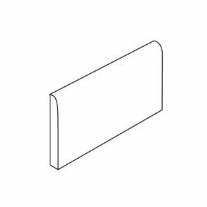 "Shaw Mission Bay 3"" x 13"" Bullnose"