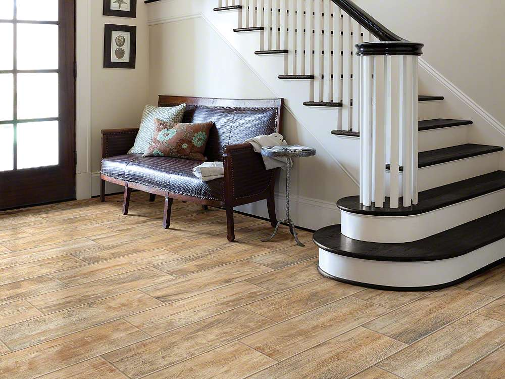 Shaw Olympia Natural Tile Flooring