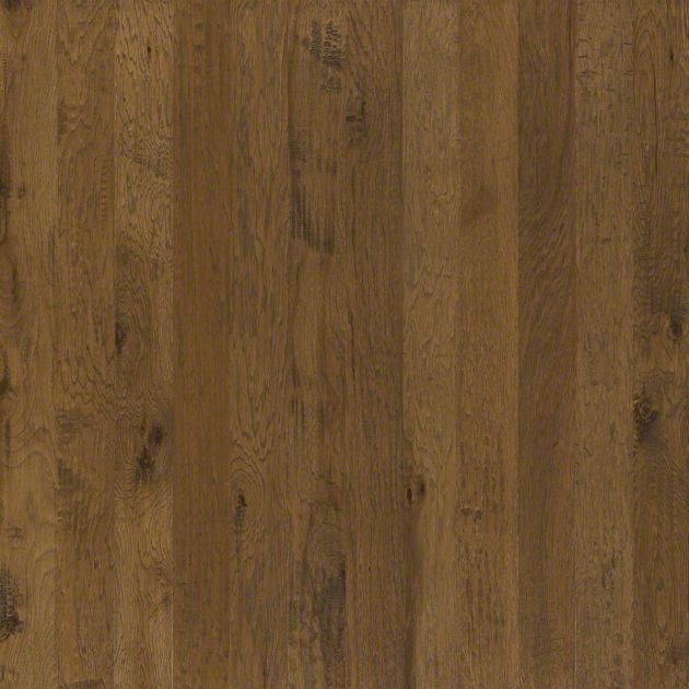 Shaw pebble hill hickory warm sunset 5 for Shaw hardwood flooring