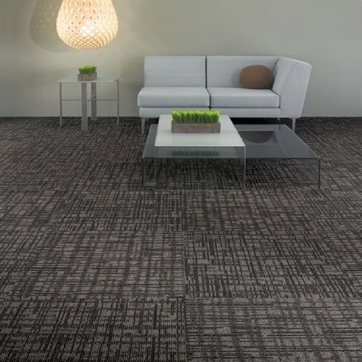Philadelphia Commercial Carpet Mesh Weave Tile 54458