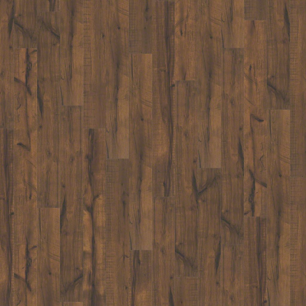 Shaw pinnacle port auburn hickory laminate flooring for Shaw laminate flooring