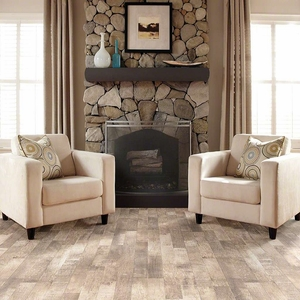 Shaw Reclaimed Laminate Flooring Collection