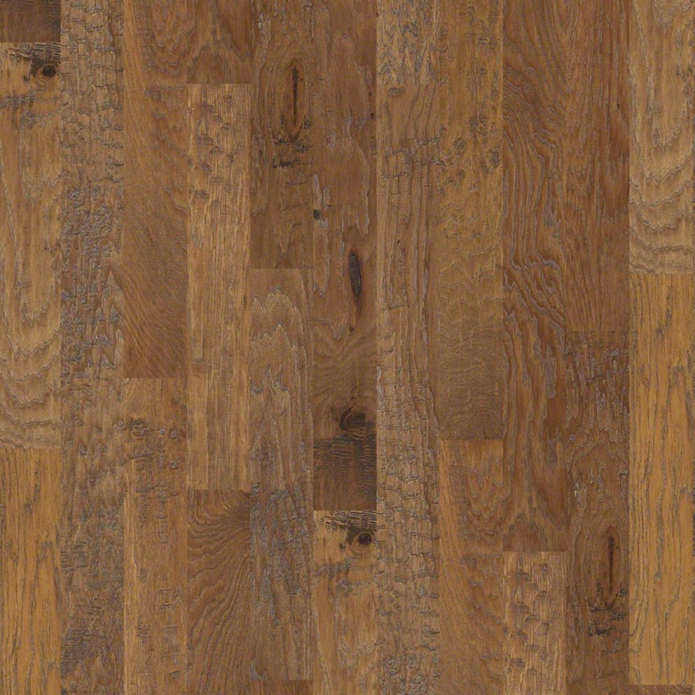 Shaw sequoia hickory pacific crest 5 hardwood flooring for Shaw hardwood flooring