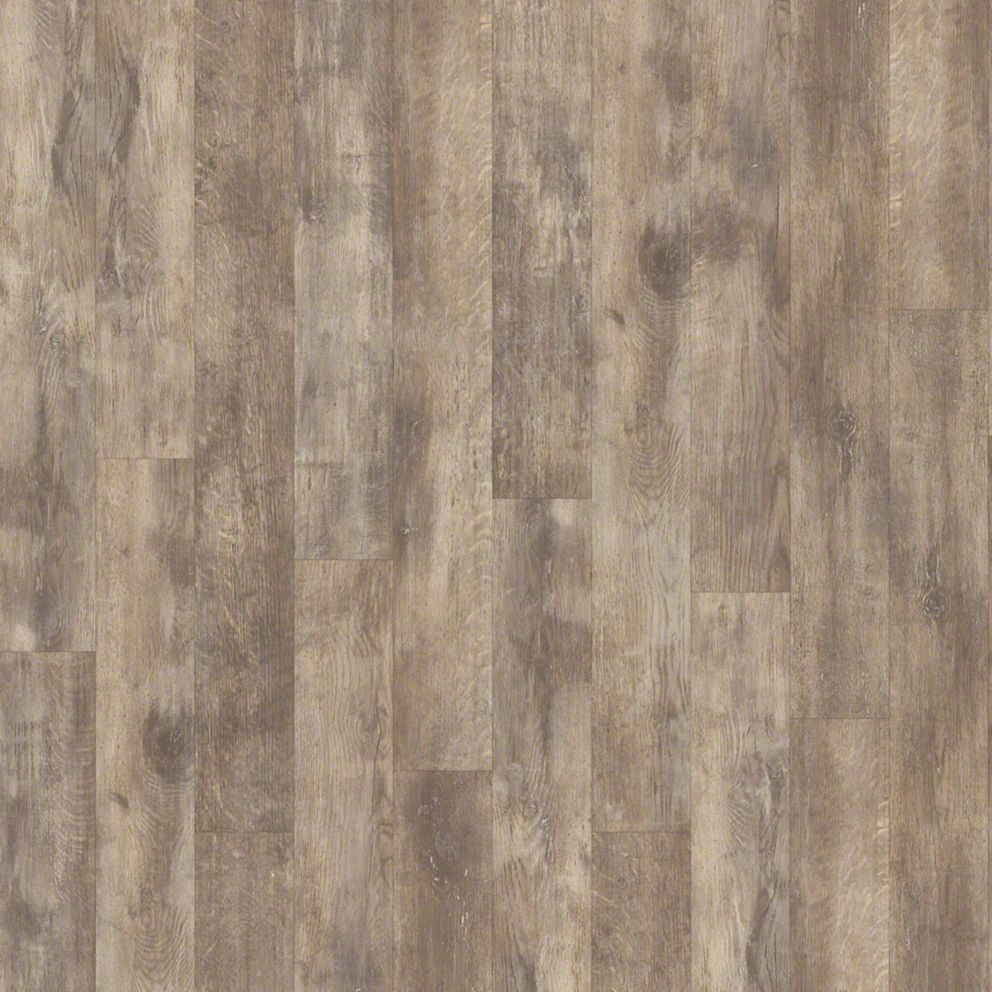 Shaw vintage painted boardwalk laminate flooring for Shaw laminate