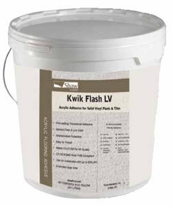 Shaw Vinyl Adhesive Kwik Flash  1 Gallon