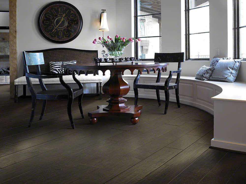 Shaw Yukon Maple Midnight Hardwood 6 3 8 Quot Flooring