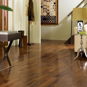 Somerset Engineered Character Plank American Walnut 5""